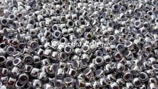 Any Purpose Barrel Metallic Jewellery Beads