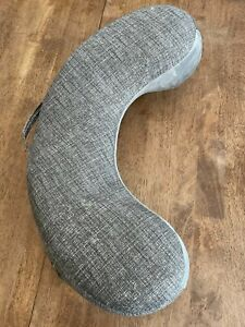 Ergobaby™ Natural Curve™ Nursing Pillow Grey -EXCELLENT CONDITION-FREE SHIPPING!