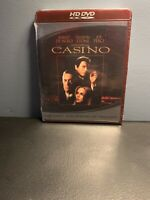 Casino (HD-DVD, 2006) Robert De Niro ~ Sharon Stone ~ Brand New Sealed HD-DVD !!