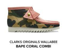 Clarks Originals x A Bathing Ape Boots Sz. US 7.5/UK 6.5