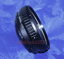 Hasselblad V Mount C CF Lens to Leica S2 S2-P DSLR camera mount adapter