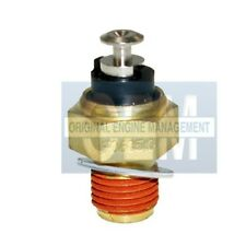 Engine Coolant Temperature Switch Original Eng Mgmt 8233