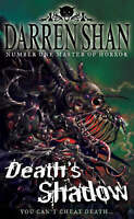 Death's Shadow (The Demonata, Book 7), Shan, Darren, Very Good Book