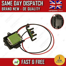HEATER BLOWER MOTOR FAN RESISTOR FOR VAUXHALL VIVARO RENAULT TRAFIC