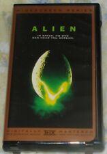 Alien (vhs,1997,english,widescr een,thx,clamshell case) working cond.