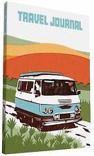 Sukie Travel Journal: Sunshine Camper (Diary)