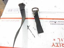 1977 Yamaha GP 440 snowmobile: tool box STRAP- 2 pieces
