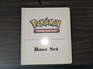 Base Set ~ Binder Collection ~ Misprints, 1st Editions, Shadowless, Unlimiteds