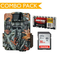 Browning STRIKE FORCE PRO XD Dual Lens Trail Game Cam COMPLETE PACKAGE BTC5PXD