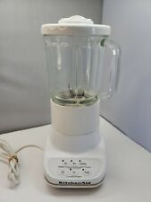 Vintage KitchenAid Blender Model KSB3WH, White