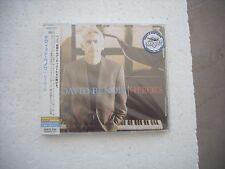 DAVID BENOIT / HEROES + BONUS TRACK - JAPAN CD SEALED