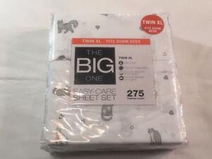 The Big One Twin XL Sheet Set - Catwalk