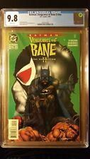 CGC 9.8 Batman: Vengeance of Bane II #nn 1995