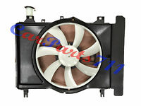 Toyota Yaris 05-11 Radiator & Air Conditioner Fan Assembly BRAND NEW