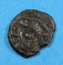 Ancient India Panchala Dynasty 300-350 AD ¼ Karshapana Coin  MAC# 4727 (0764)