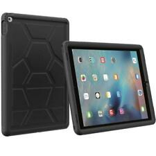 "For iPad Pro 12.9"" 2018 Case Childproof Turtle Skin Protective Black Tough Cover"