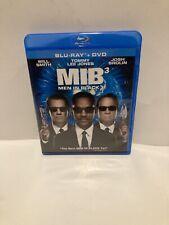 Men in Black 3 (Blu-ray/Dvd, 2012, 2-Disc Set, Includes Digital Copy.