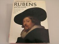 Rubens Y His World 1968 por Christopher Blanco Tapa Dura Book With Illustrations