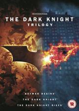 Batman Begins The Dark Knight The Dark Knight Rises Trilogy The Comp Coll on DVD