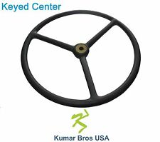 New Steering Wheel for Ford Tractor 2N 9N 2N3600 E0NN3600AA[PVC COATED]