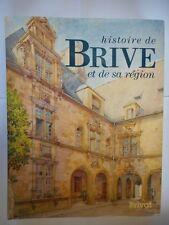 histoire de Brive et de sa région - CHARBONNEL Jean