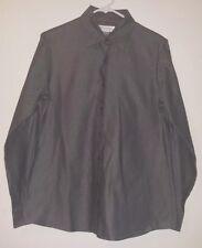Brooks Brothers Women's Medium Black Pin Stripe 100% Cotton Button Down Shirt