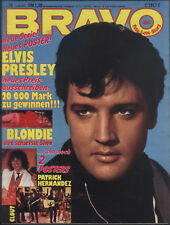BRAVO Nr.29 vom 12.7.1979 Elvis Presley, Clout, Patrick Hernandez, Blondie
