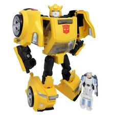 Takara Tomy Transformers LG54 Bumble & Excel Suit Spike Action Figure