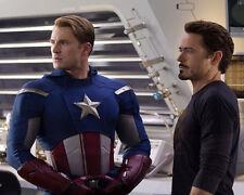 Avengers Captain America Iron Man marvel movie actor 8X10 photo PICTURE 38