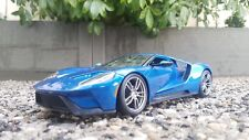 Maisto Ford GT Blue 1:18/ Maisto Special Edition Brand New