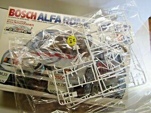 Tamiya 1:24 Scale Alfa Romeo 155 V6 TI DTM White parts as pictured