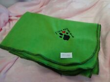 Embroidered Puppy BLANKET - Receiving BLANKET - Varied small sizes - Spoil them