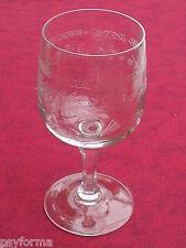 Verre a vin blanc en CRISTAL D'ARQUES modèle MATIGNON / QUANTITE AU CHOIX !!!!