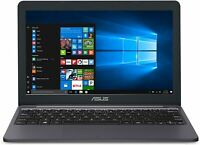 "ASUS VivoBook 11.6"" HD L203MA N4000 1.1GHz 4GB RAM 64GB eMMC Laptop W10 H in S"