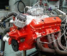 BUICK BIG BLOCK 455 / 420 HORSE-520 FT/LBS TORQUE CRATE ENGINE /PRO-BUILT/NEW