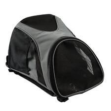 Mochila para perros de gato Mochila transpirable bolsa de hombro ventilada