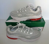 Puma New Mens Cell Venom Light Grey Lace Chunky Trainers Shoes RRP £95 Size 12