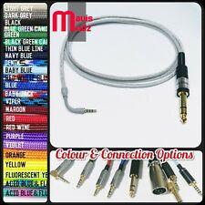 Bowers & Wilkins B&W p5/p7/p9 OCC single crystal upgrade headphone cable