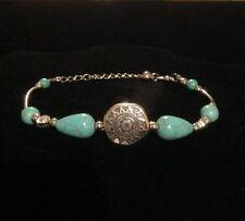 Turquoise Bohemian Costume Bracelets