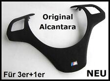 BMW M Performance ALCANTARA Lenkradspange E90 E91 E92 E93 E81 E82-E88 Blende NEU