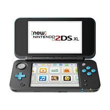 Console NINTENDO 2DS XL NOIR ET BLEU COMME NEUVE + CHARGEUR ET STYLET