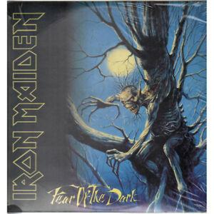 Iron Maiden Lp Vinile Fear Of The Dark / EMI Italia Gatefold Apribile Sigillato