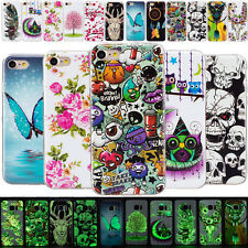 Lumineux Housse Etui Coque Cover Souple TPU Silicone Protection pour Samsung New