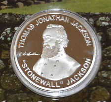 Civil War Confederate General Stonewall Jackson Collectors Coin NEW