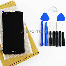 For LG K Series K8 US375 Phoenix 2 K371 LCD Display Touch Screen Digitizer +TOOL