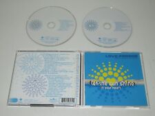Various/Love Parade/let the sun shine in Your Heart (LOW SPIRIT 74321496072) 2xcd