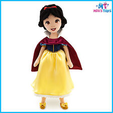 """Disney Snow White 18"""" Plush Doll Soft Toy brand new with tags"""