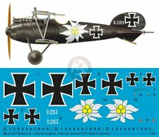 Peddinghaus 1/32 Albatros D.V Markings Otto Kissenberth Jasta 23b 1917 WWI 3873