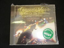 CONCERTO MOON The end of the beginning- Live 1999 and more CD NEUF