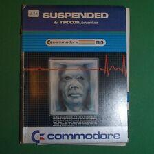 Commodore C64 - Disk - Infocom - Suspended, 1983